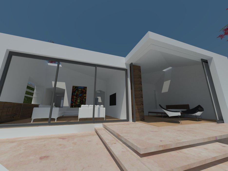Preliminary Interior Design Concept