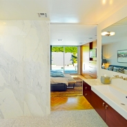 Master Bathroom/ Bedroom