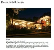 Classic Fickett Design