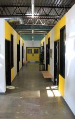 Hall: Office Entrances